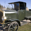 Old fashioned lorry — Stockfoto