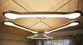 Overhead lamp — Stock Photo