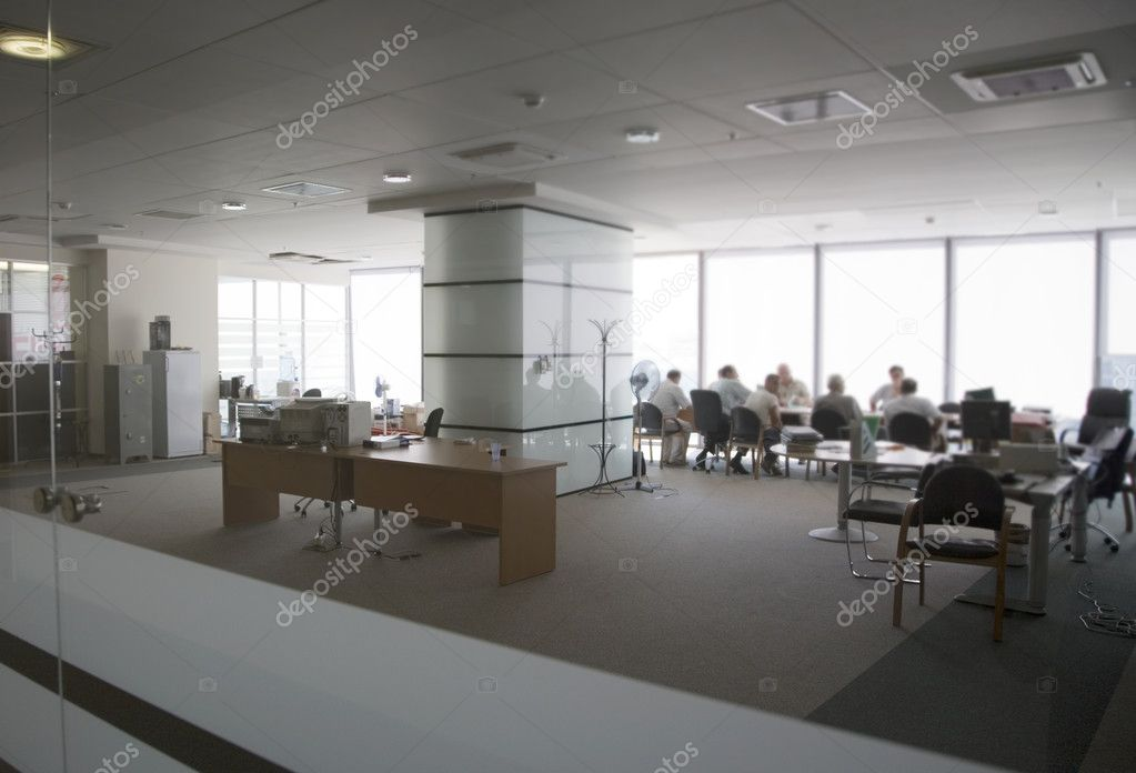 Business meeting in office — Foto de Stock   #1644721
