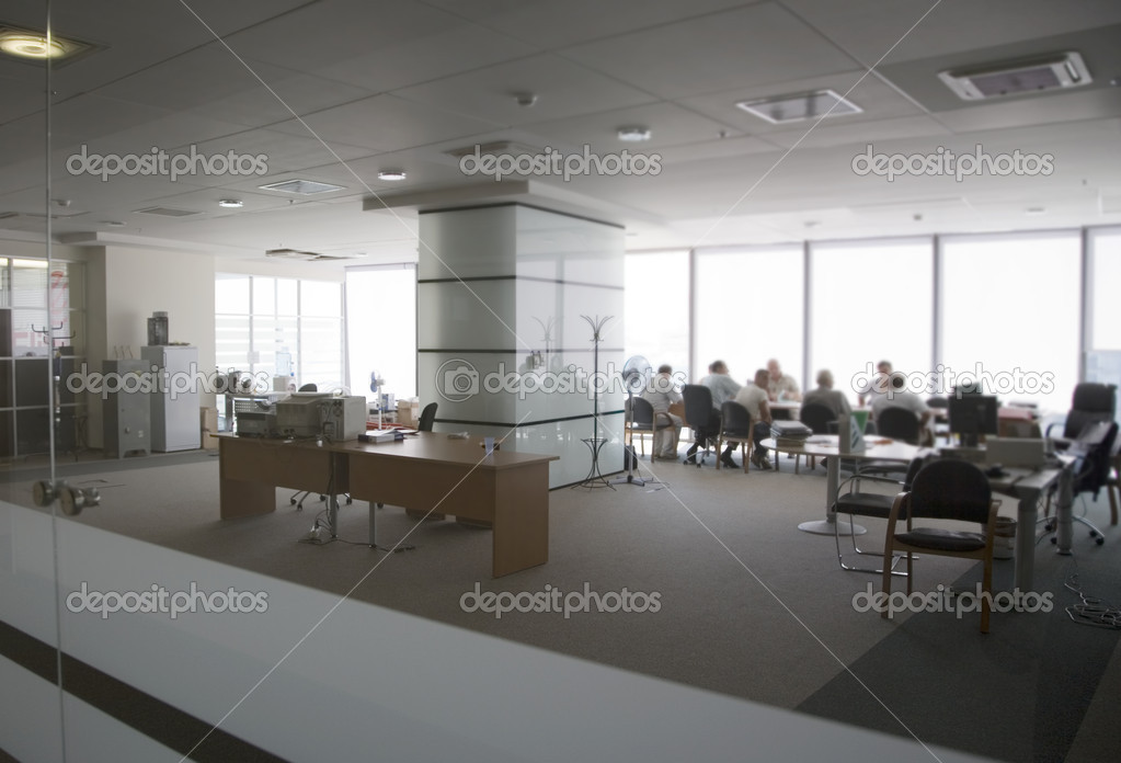 Business meeting in office — Stok fotoğraf #1644721
