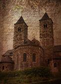 старая церковь — Стоковое фото