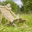 Chaise-longue - Stock Photo