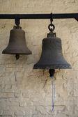 Two church bells — Stock Photo
