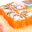 Stock Photo: Californiroll