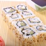 Maki sushi — Stock Photo #2500699