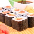 Stock Photo: Maki sushi with tuna