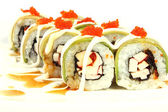 California roll — Stock Photo