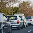Rush Hour Traffic congestion — Stock Photo #1562434