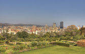 Pretoria/Tshwane City Skyline — Stock Photo