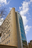 Johannesburg Stock Exchange Building — Stock Photo
