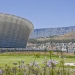 2010 World Cup Stadium, Cape Town — Stock Photo