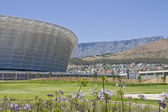 2010 World Cup Stadium, Cape Town — Stock Photo