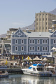 V & A Waterfront, Cape Town — Stock Photo