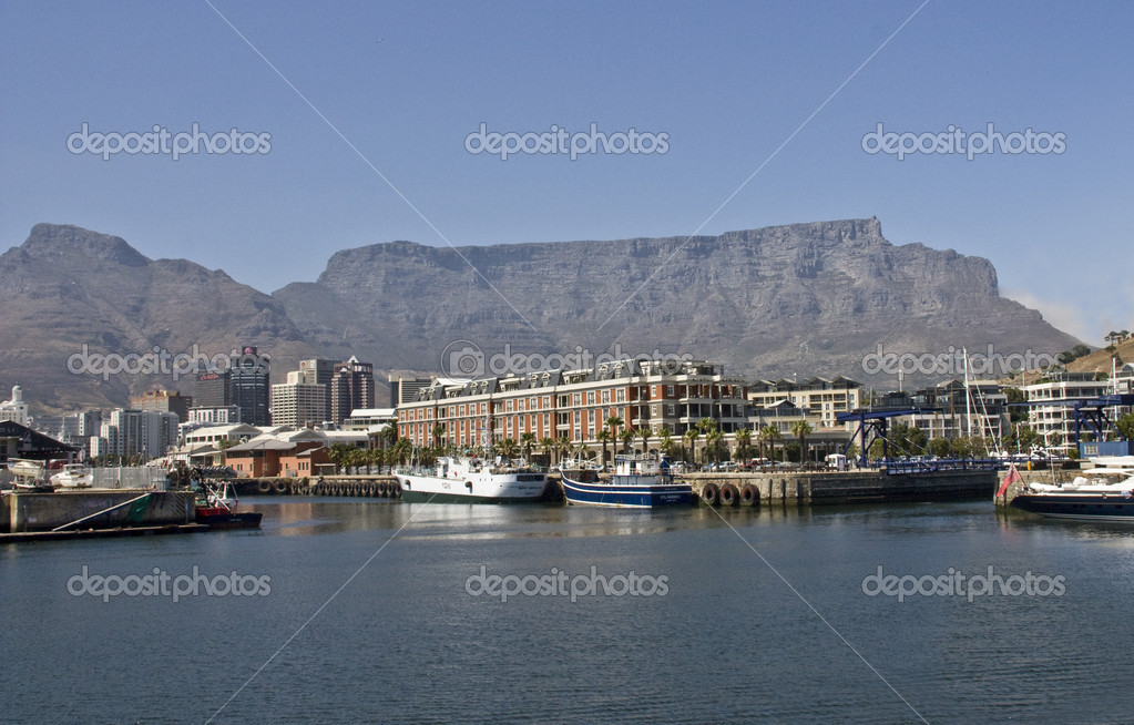 Cape Town, Waterfront — Stock Photo #1708943
