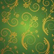 Royalty-Free Stock Imagen vectorial: Retro wallpaper