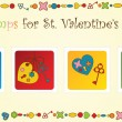 Valentine card — Stockvektor  #1544079