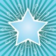 Royalty-Free Stock Vector Image: Summer star design
