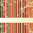 Background with stripes — Image vectorielle