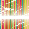 Background with stripes — Stock Vector #1578952