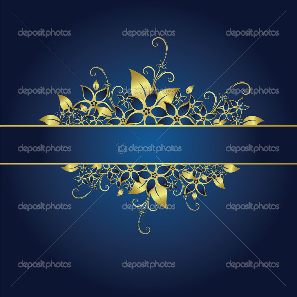 Floral frame — Stock Vector #1577719
