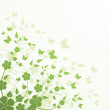 Vector de stock : Spring background