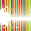 Royalty-Free Stock Vector Image: Background with stripes