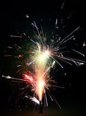 Fireworks 031 — Stock Photo