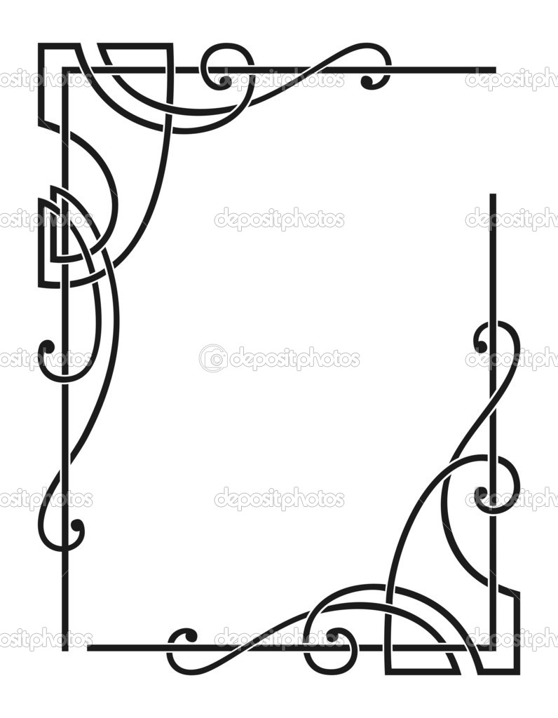 Corners — Stock Vector © olga4075 #1609740
