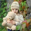 Stock Photo: Tender feelings of autumn times