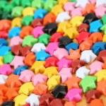 Paper stars — Stock Photo #1718956