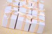 Geschenke-boxen — Stockfoto