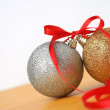 Royalty-Free Stock Photo: Christmas spheres