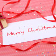 Christmas card - 