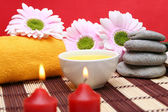 Spa items — Stock Photo