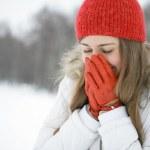 Winter cold — Stock Photo