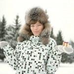 vintersemester — Stockfoto