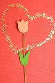 Valentine's Day. Spring — Stock Photo