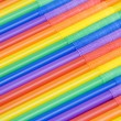 Colored straws — Stock Photo #2222566
