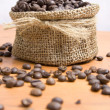 Coffee beans — Stock Photo #2262190