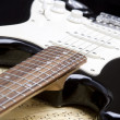 Electric Guitar — Stock Photo #2323325