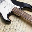 Electric Guitar — Stock Photo #2323665