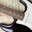 Stock Photo: Electric Guitar