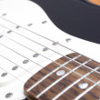 Guitar volume — Stock Photo