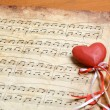 Song of love — Stockfoto #2384667