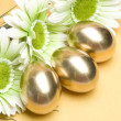 Gold Easter — Stock Photo