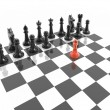 Chess — Foto de stock #1544182