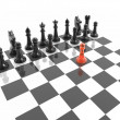 Chess — Foto Stock #1544182