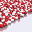 Pharmacy background - Stock Photo