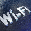 Stock Photo: Wi-fi