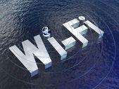 Wi-fi — Stok fotoğraf